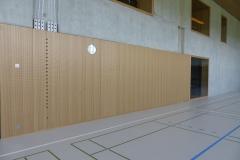 CO Riaz - Salle de gym
